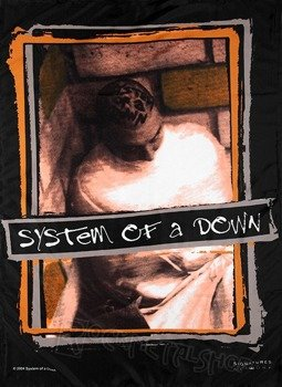 flaga SYSTEM OF A DOWN