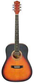 gitara akustyczna CHATEAU W195SB SUNBURST