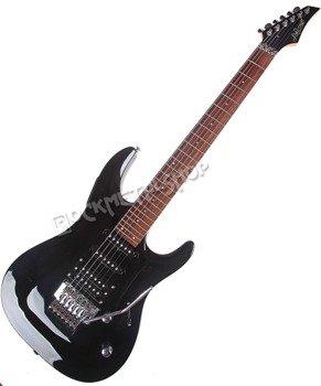gitara elektryczna J&D BROTHERS Black 907 BK