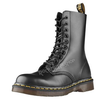 glany DR. MARTENS - DM 1490 BLACK SMOOTH (DM11857001)