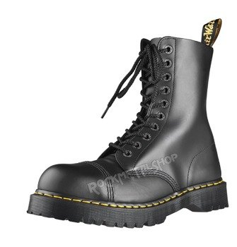 glany DR. MARTENS - DM 8761 BXB BOOT BLACK FINE HAIRCELL (DM10966001)