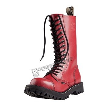 glany STEEL - FULL RED (15 dziurek)
