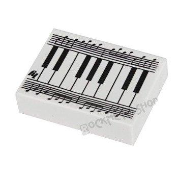 gumka do ścierania RUBY - PIANO