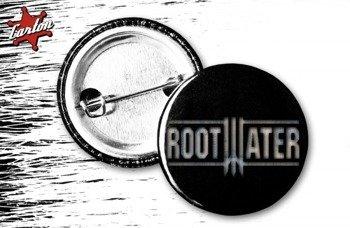 kapsel ROOTWATER - LOGO rdzawe