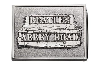 klamra do pasa THE BEATLES - ABBEY ROAD SIGN