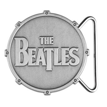 klamra do pasa THE BEATLES - ALL METAL DRUM