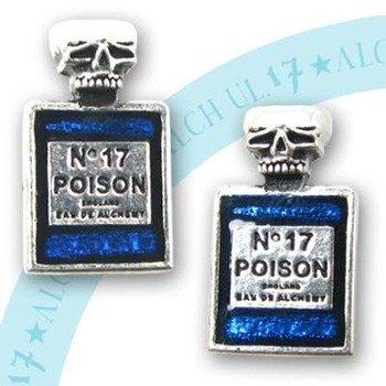 kolczyki do uszu POISON NO 17 UL17