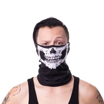 komin SM1 SNOOD WHITE