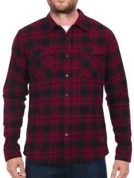 koszula WEST COAST CHOPPERS - EL DIABLO RED