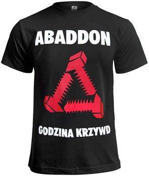 koszulka ABADDON - GODZINA KRZYWD 2017