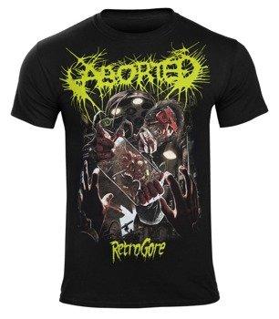 koszulka ABORTED - RETROGORE