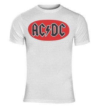 koszulka AC/DC - OVAL LOGO