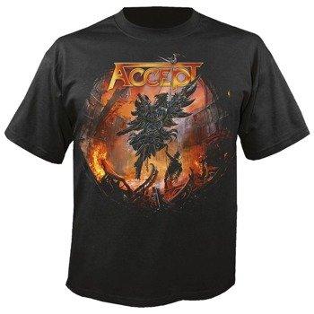 koszulka ACCEPT - THE RISE OF CHAOS II