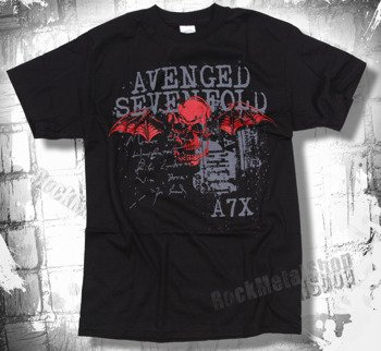 koszulka AVENGED SEVENFOLD - SKETCH