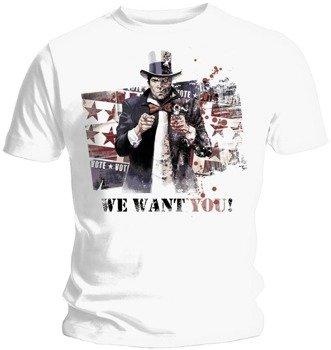 koszulka BATMAN ARKHAM CITY - WE WANT YOU
