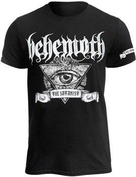 koszulka BEHEMOTH - SATANIST BANNER