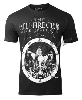 koszulka BLACK CRAFT - HELL FIRE CLUB