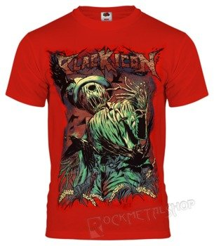 koszulka BLACK ICON - SCARECROW (MICON154 RED)