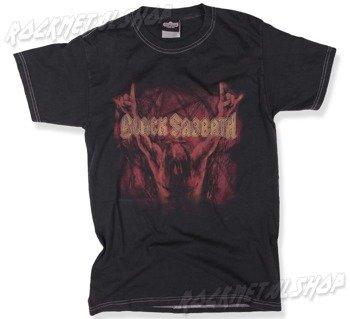 koszulka BLACK SABBATH - ARMS FADED