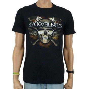 koszulka BLACK VEIL BRIDES - SKULL