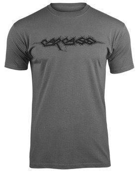 koszulka CARCASS - LOGO szara