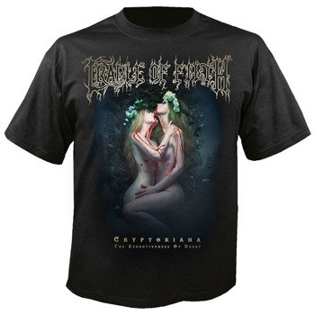 koszulka CRADLE OF FILTH - SAVAGE WAVES OF ECSTASY