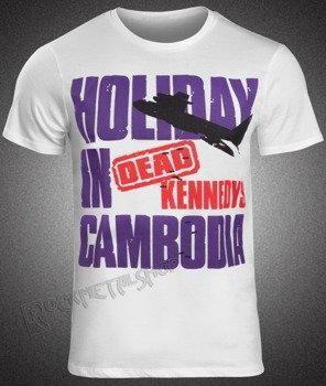 koszulka DEAD KENNEDYS - HOLIDAY IN CAMBODIA