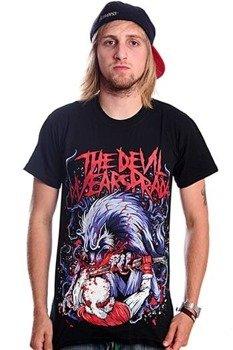 koszulka DEVIL WEARS PRADA - HUNTER