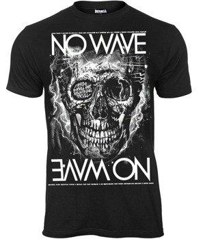 koszulka DISTURBIA - NO WAVE (BLACK)