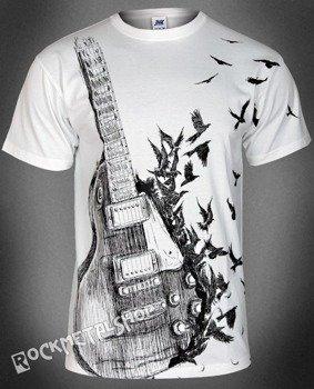 koszulka GIBSON CROWS biała