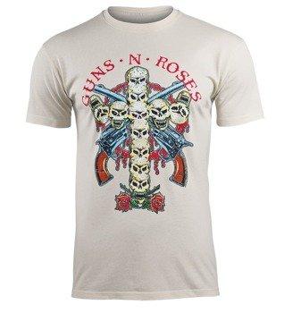 koszulka GUNS N' ROSES - SKULL CROSS
