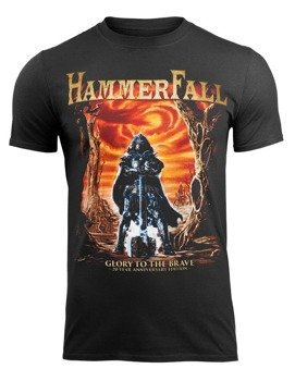 koszulka HAMMERFALL - GLORY TO THE BRAVE 20TH ANNIVERSARY EDITION