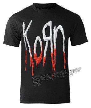 koszulka KORN - BLOODY LOGO