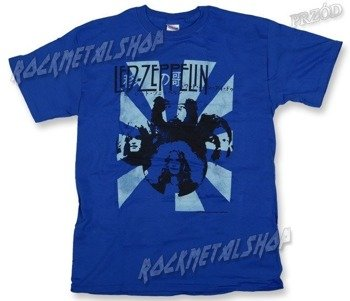 koszulka LED ZEPPELIN - RAYS BLUE