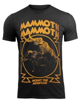 koszulka MAMMOTH MAMMOTH - MOUNT THE MOUNTAIN