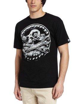 koszulka METAL MULISHA - FORGE czarna
