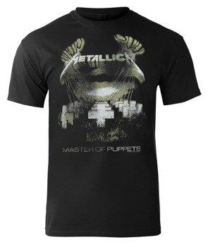 koszulka METALLICA - MOP DISTRESSED