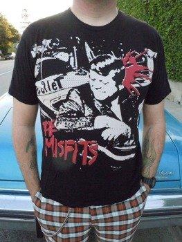 koszulka MISFITS - BULLET