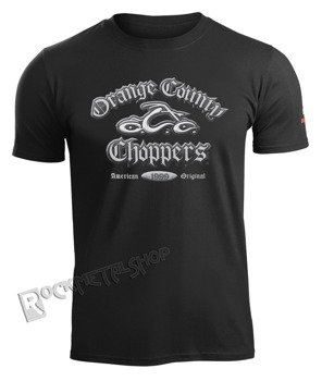 koszulka ORANGE COUNTY CHOPPERS - OLD ENGLISH