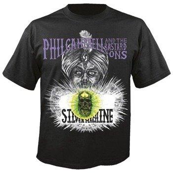 koszulka PHIL CAMPBELL AND THE BASTARD SONS - SILVER MACHINE