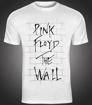 koszulka PINK FLOYD - THE WALL & LOGO