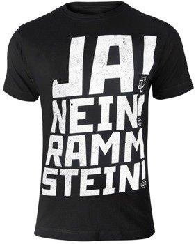koszulka RAMMSTEIN - JA! NEIN! RAMMSTEIN!