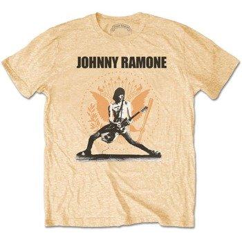 koszulka RAMONES - JOHNNY RAMONE ROCKIN N SEAL