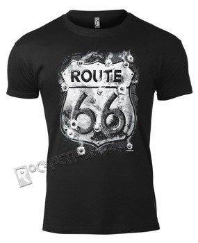 koszulka ROUTE 66 BULLETHOLES