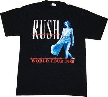 koszulka RUSH - PERMANENT WAVES