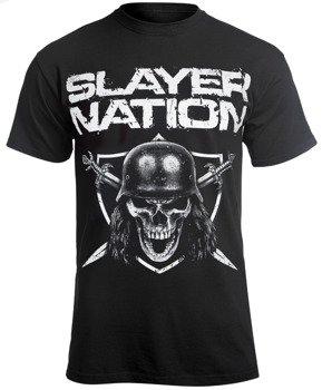 koszulka SLAYER - NATION 2014