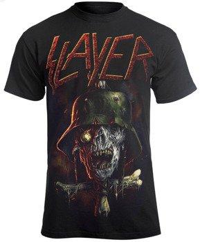 koszulka SLAYER - SOLDIER CROSS 2014
