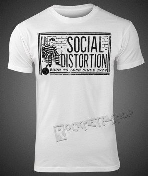 koszulka SOCIAL DISTORTION - BALL AND CHAIN