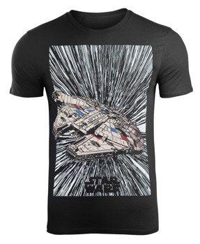 koszulka STAR WARS VIII - JUMPS TO LIGHT SPEED