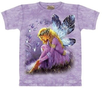 koszulka THE MOUNTAIN - PURPLE WINGED FAIRY